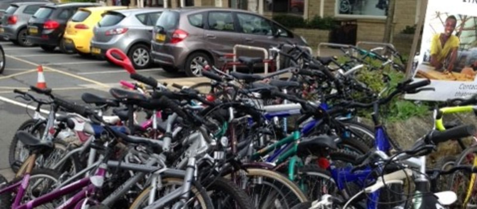 Organise a bike collection day