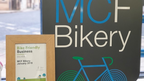 Bike Friendly Business
